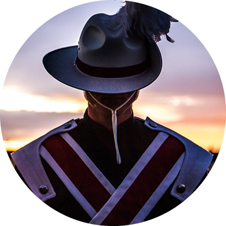 About Crossmen Images