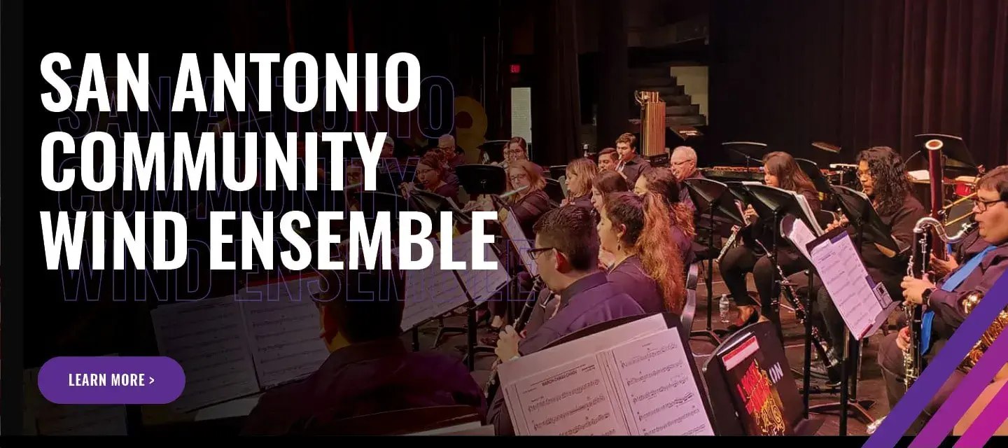 san antonio community wind ensemble