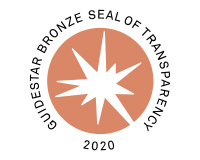 Guide star seal of transparency bronze