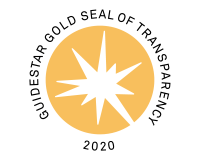 Guide star seal of transparency gold